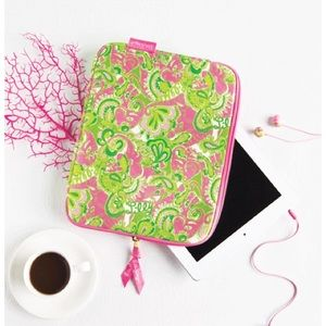 Lilly Pulitzer I pad case